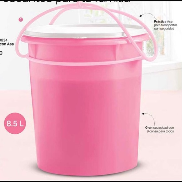 Tupperware Giant Canister, 8.75 Litres